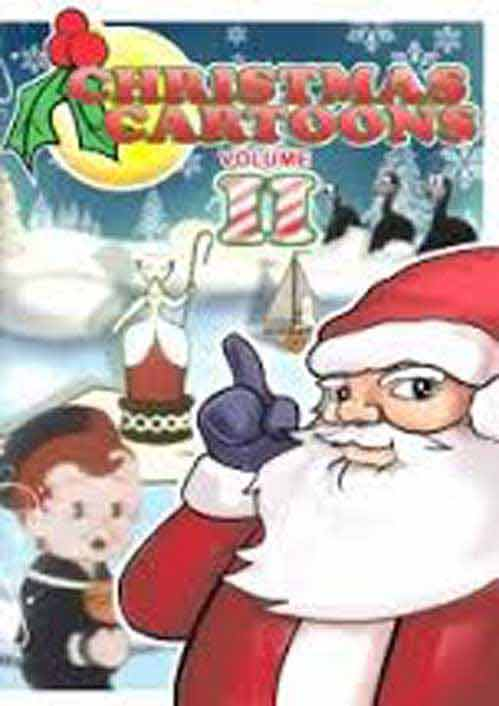 Christmas Cartoons Volume 2