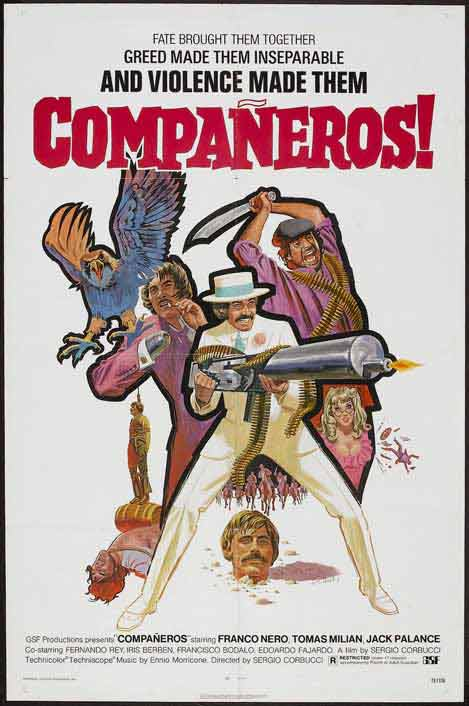 Companeros: Once Upon A Time in Italy