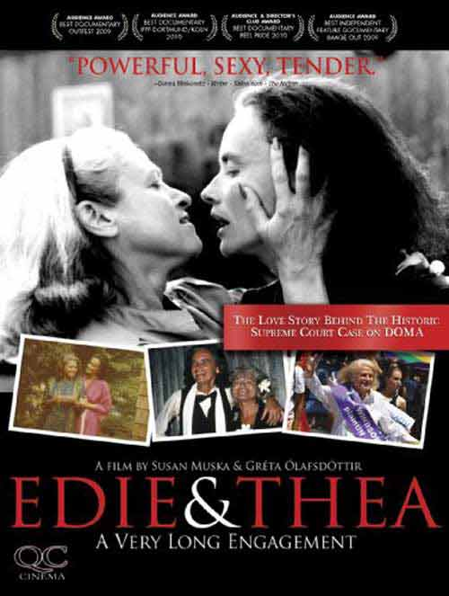 Edie and Thea: A Very Long Engagement