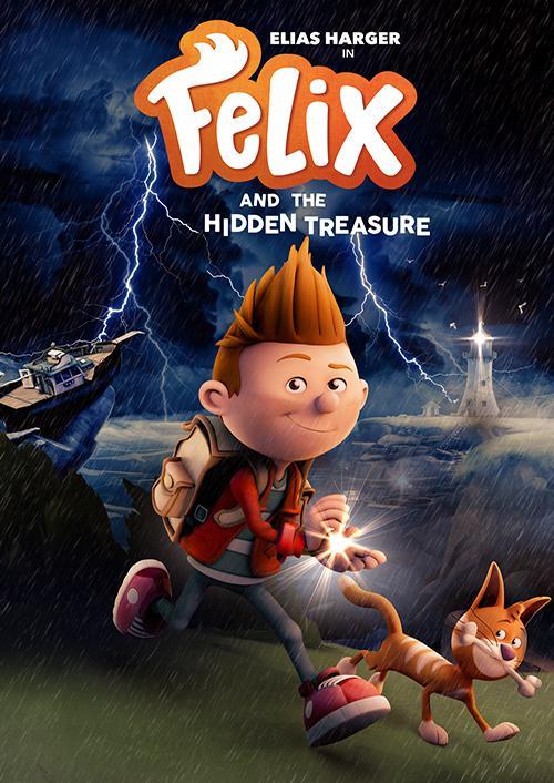 Felix and the Hidden Treasure