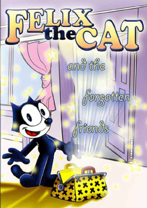 Felix The Cat And The Forgotten Friends