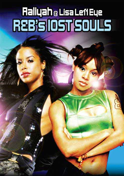 Aaliyah and Lisa 'Left Eye' Lopes
