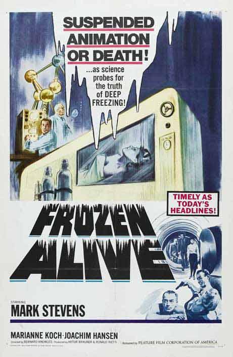 Frozen Alive