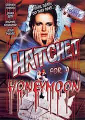 Hatchet For A Honeymoon