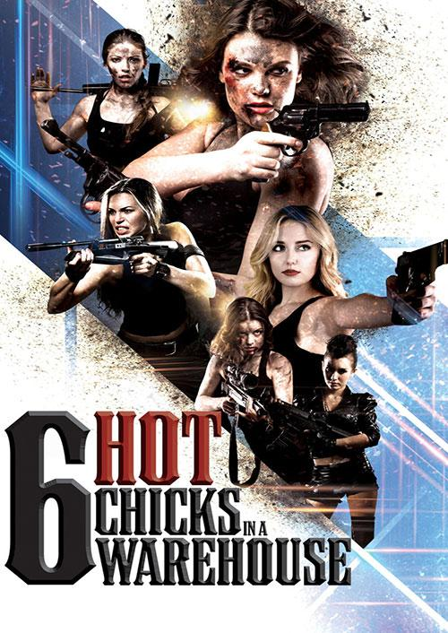 6 Hot Chicks in a Warehouse