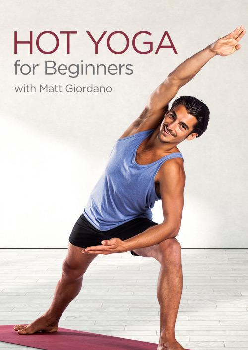 Hot Yoga For Beginners - Triangle Pose
