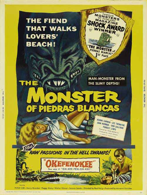 Monster of The Piedras Blancas