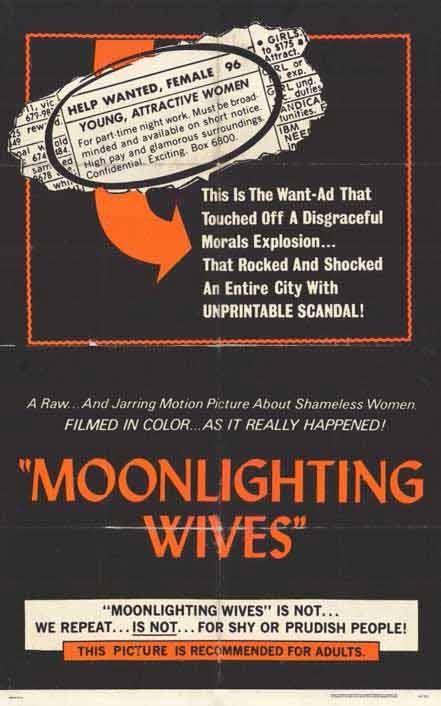 Moonlighting Wives