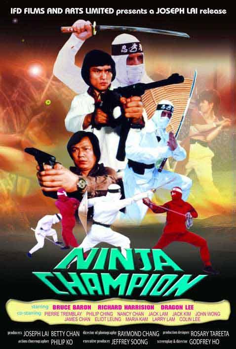 Ninja Champion