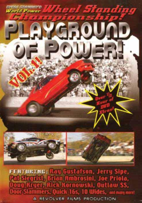 Playground of Power