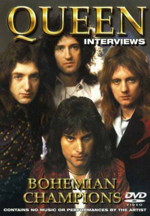 Queen - Bohemian Champions: Interviews