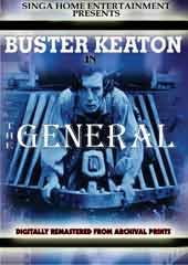 Buster Keaton - The General