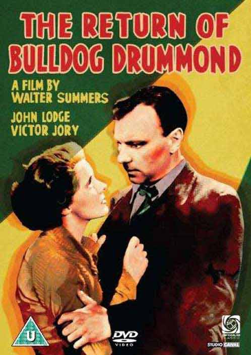 Return of Bulldog Drummond