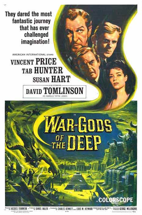 War Gods of The Deep