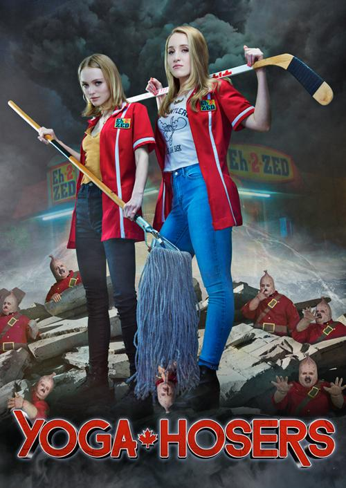 Yoga Hosers with Bonus Featurette