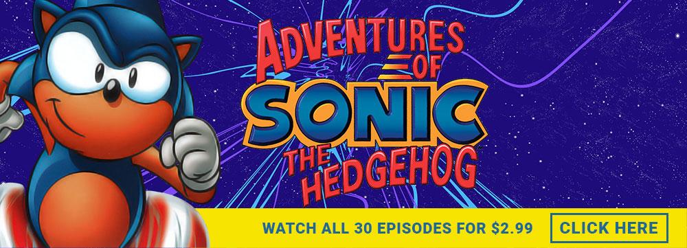 Adventure of Sonic